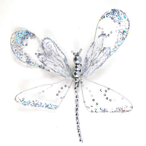Wedding Small Dragonfly Decoration
