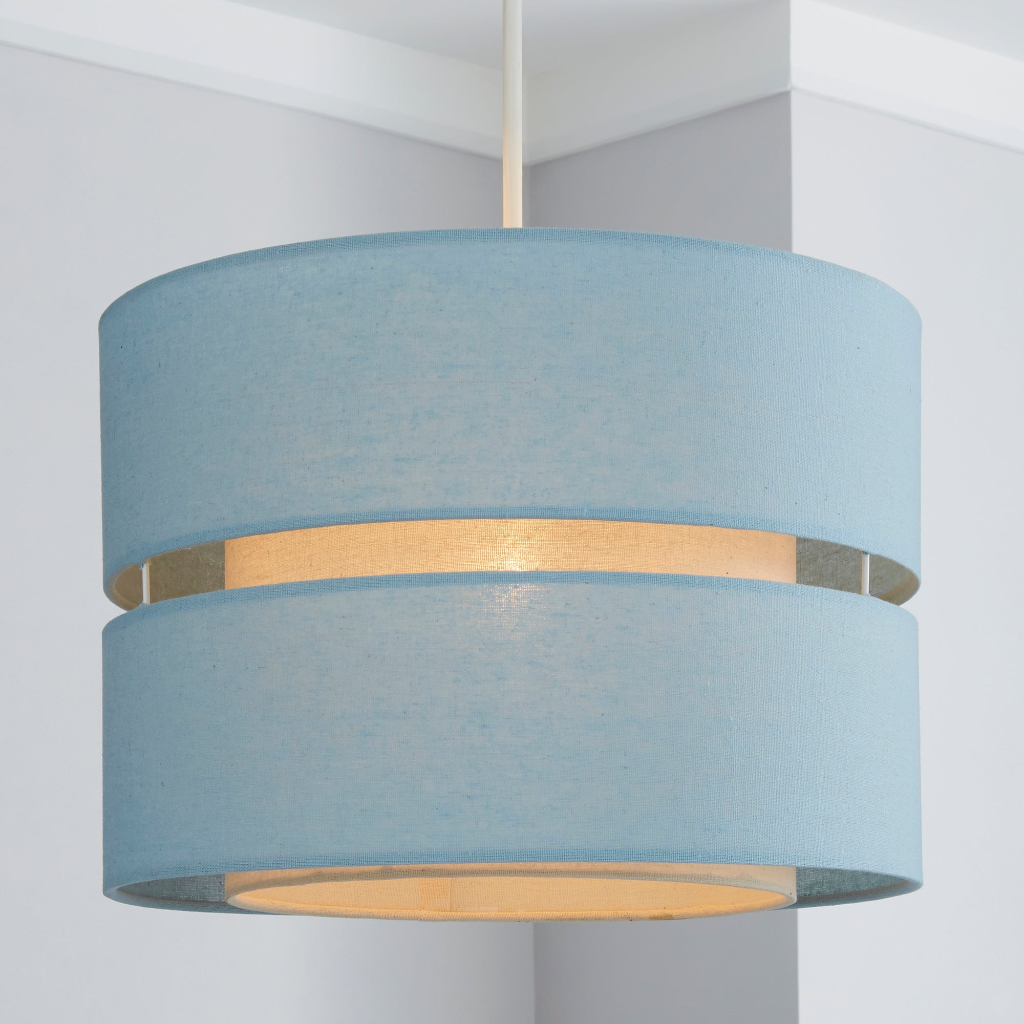 Dunelm Wall Lamp Shades : Frea Large Pendant Light Shade Dunelm