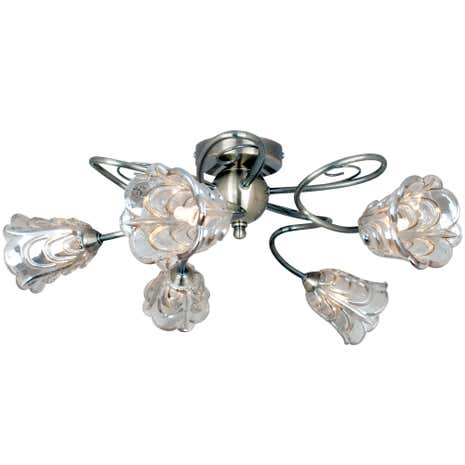 Amelia 5 Light Fitting