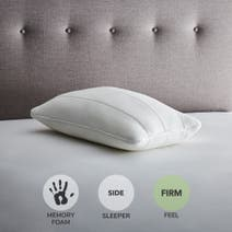 Hotel Luxury Memory Foam Firm-Support Pillow
