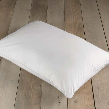 Hotel Memory Foam and Microfibre Firm-Support Pillow