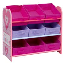 Kids Cute as a Button Storage Tidy