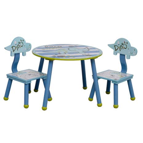 Kids Roaring Dino Play Table