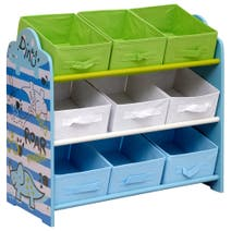 Kids Roaring Dino Storage Tidy