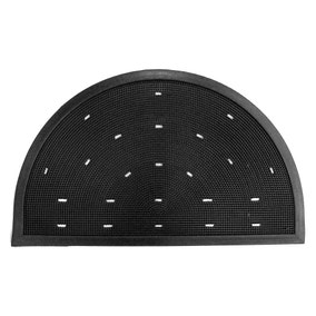 Half Moon Rubber Mat