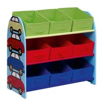 Kids Beep Beep Storage Tidy