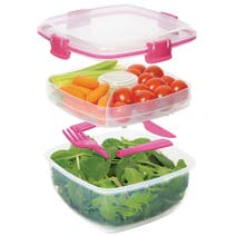 Sistema Salad To Go Assorted Colours