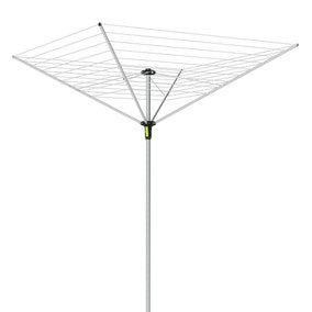 Minky 45 Metre 4 Arm Easy Breeze Rotary Airer