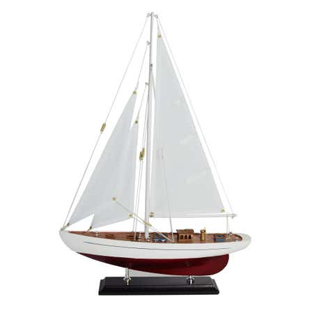 Colonial Sailboat