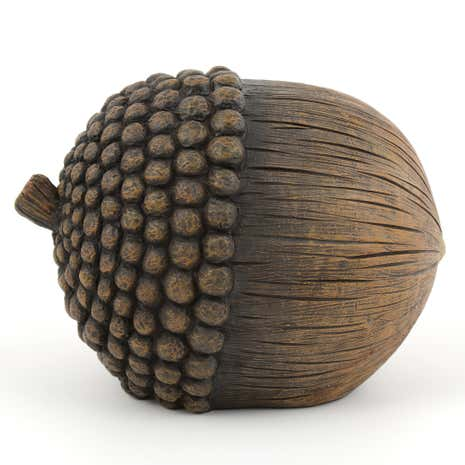 Woodland Retreat Acorn Door Stop
