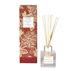 Dorma Almond Blossom and Pink Pepper 100ml Reed Diffuser