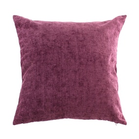 Large Chenille Cushion