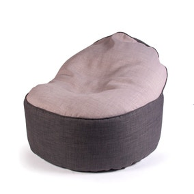 Linoso Opal Bean Chair