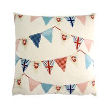 Bunting Cushion Cover