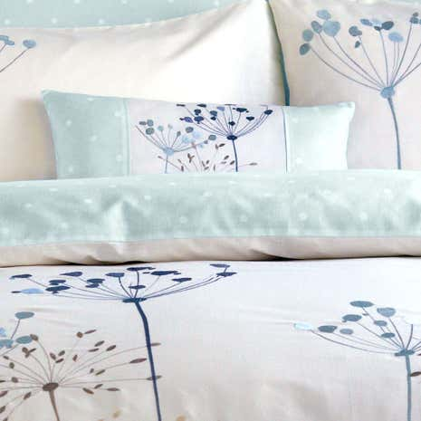 Cow Parsley Boudoir Cushion