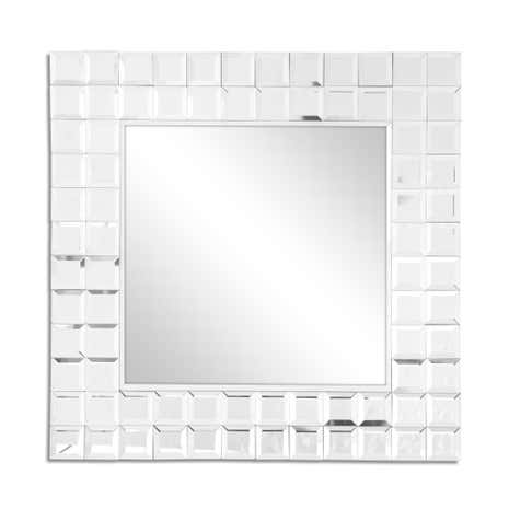 Clear Mosaic Mirror