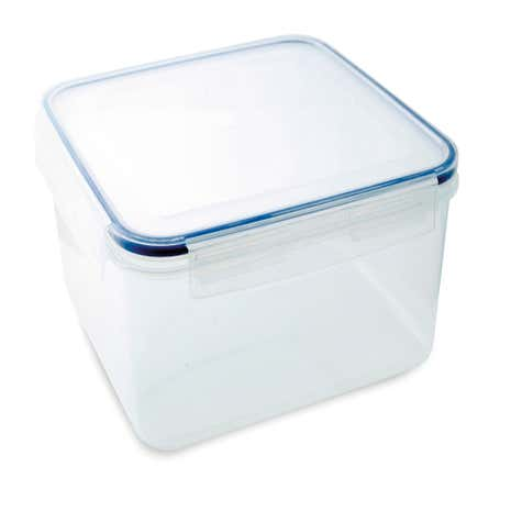 Addis Clip & Close Square Food Storage Box