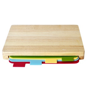 5 Piece Chopping Board Set