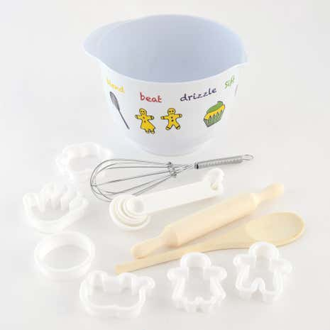 Kids 6 Piece Baking Set