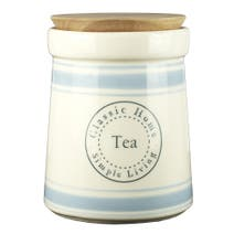 Classic Home Tea Canister