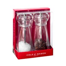 Cole & Mason Lancing Salt and Pepper Mill Set
