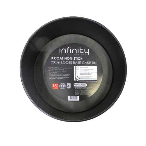 Infinity Glidex Deep Round Tin