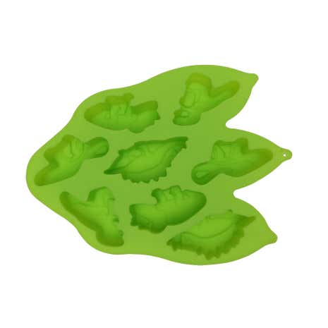 Kids Dinosaur Silicone Cupcakes Mould
