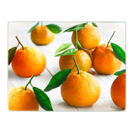 Oranges Glass Worktop Saver