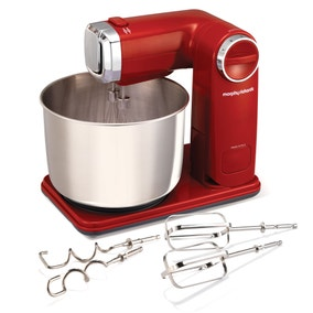 Morphy Richards 48993 Red Folding Stand Mixer