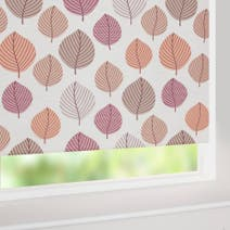 Regan Terracotta Blackout Roller Blind
