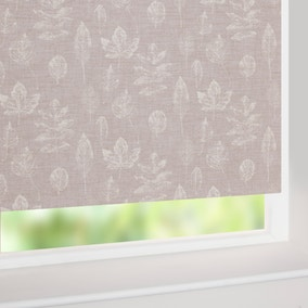 Woodlands Blackout Roller Blind