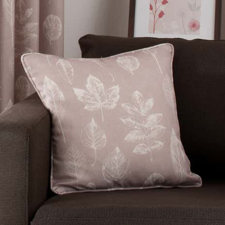 Champagne Woodlands Cushion