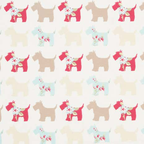 Scotties Fabric