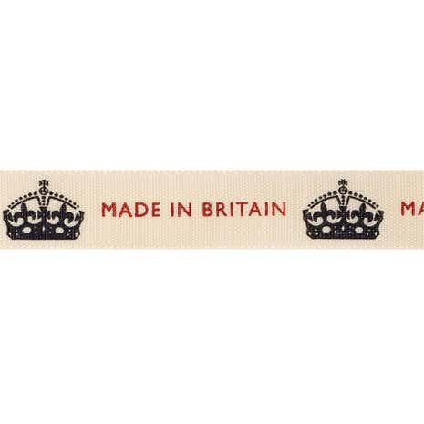 Made in Britain Ribbon