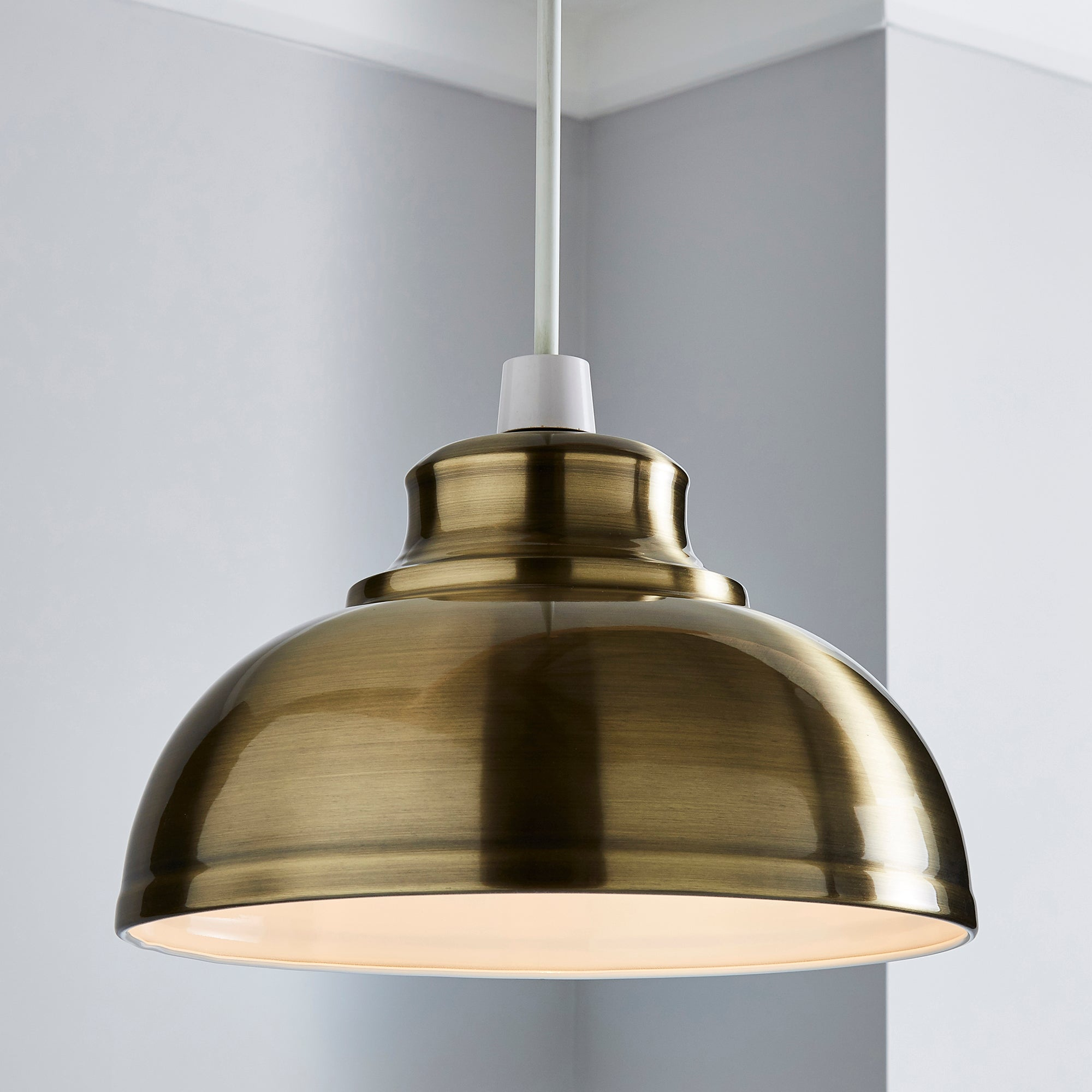 Appleton Galley Pendant Dunelm