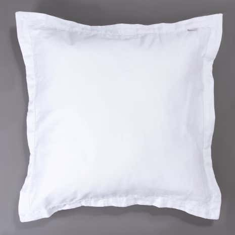 Dorma 350 Thread Count Plain Dye Continental Pillowcase