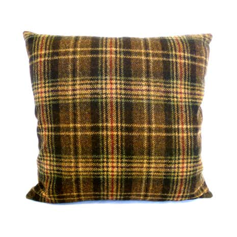 Authentic Tweed Cushion