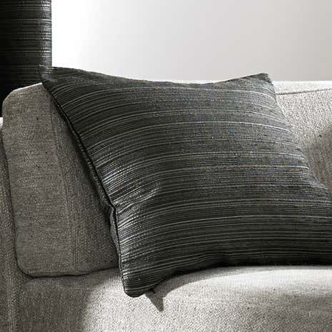Black Urban Cushion