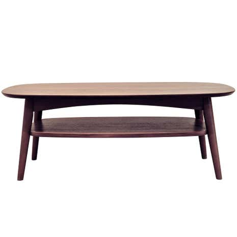 Skandi Walnut Coffee Table