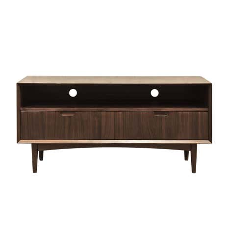 Skandi Walnut Entertainment Unit