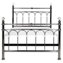 Carrington Nickel Bedstead