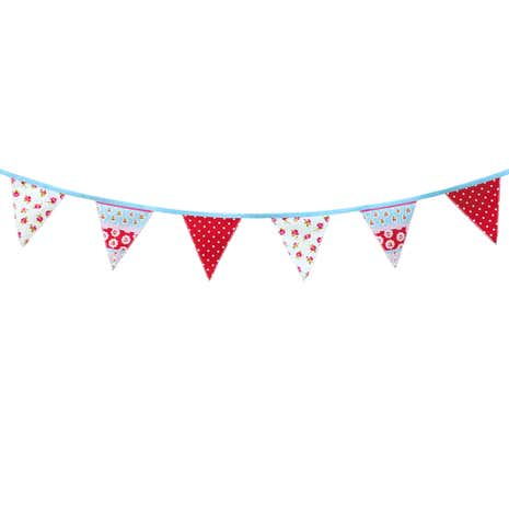 Rose and Ellis Allexton Fabric Bunting
