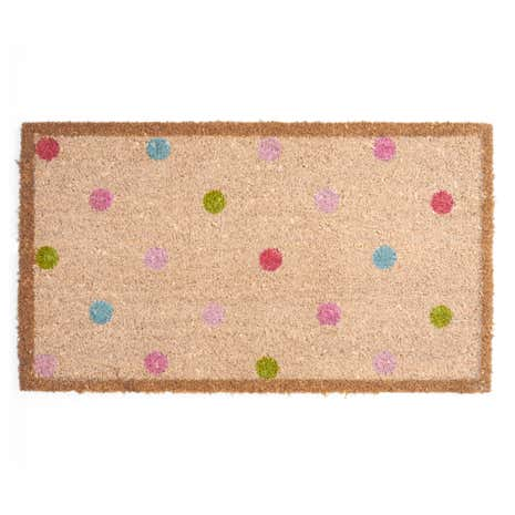 Rose and Ellis Cotes Coir Doormat