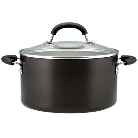 Circulon Origins Hard Anodised Aluminium Stock Pot