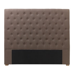 Collette Mink Headboard
