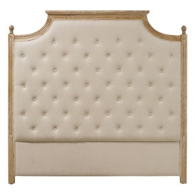 Camille Ivory Headboard