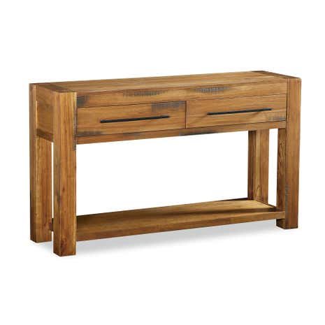Columbia Acacia Open Sideboard