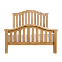 Gainsborough Oak Slatted Bedstead