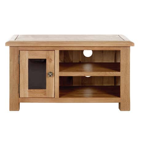 Gainsborough Oak Small TV Unit
