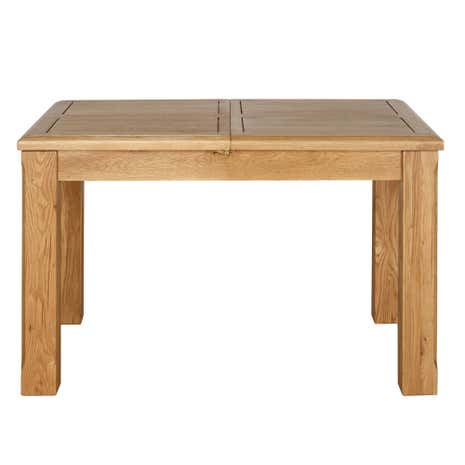 Gainsborough Oak Small Extendable Dining Table